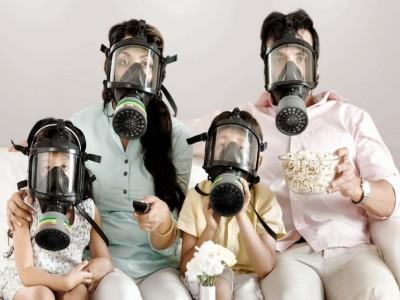 آلودگی- هوا- در- محیط های بسته