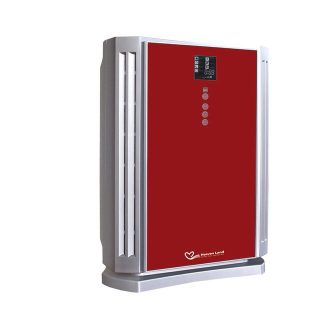 دستگاه تصفیه هوایXJ3600 دستگاه تصفیه هوایXJ3600  دستگاه تصفیه هوا مدل XJ3600 مجهز به پیشرفته ترین فیلتر های تصفیه هوا می باشد.این مدل ازدستگاههای تصفیه هوا دارای فیلتراولیه جذب ذرات معلق ، فیلترهای سه لایه ، فیلتر کربن اکتیو ، ژنراتورپلاسما (یون ساز منفی ومثبت)،فیلترنانووفوتوکاتالیست ، فیلتر ویتامینC فیلترCATECHIN ولامپ UV می باشد. این دستگاه مجهزبه ریموت کنترل ، سنسورکیفیت هوا ، پنل لمسی، زمان سنج و حالتهای مختلف کارکرد می باشد. دستگاه تصفیه هوا مدل XJ3600 محیط را ازکلیه آلایندها ، عوامل بیماری زا ،عوامل آلرژی زا ، گازی سمی ، گرد وغبار وذرات معلق تا 97/99% را دارد و می تواند ذرات بسیارریزبه اندازه 0.3 میکرون را فیلترکند. این مدل دستگاه تصفیه هوا جهت استفاده در ادارات ، فروشگاهها،منازل و ... توصیه می شود.