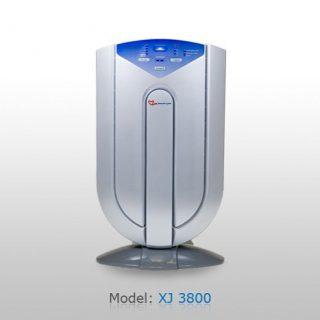 تکنولوژی حسگرهای پیشرفته دستگاه تصفیه هوا XJ3800  حسگرهای آلرژیك به شما این اجازه را می دهد كه هنگام تشخیص آلودگی متوجه آن شوید. این دستگاه دود سیگار، مواد شیمیایی، گرد و غبار و... را از بین می برد. مونیتور تمیزی هوا به شما اطلاع می دهد كه چه زمانی هوا تمیز شده است و نیازی به حدس زدن نیست. با انتخاب حالت اتوماتیك عملكرد دستگاه را بالا برده و انرژی را صرفه جویی می كند. حسگرها تشخیص زمان تعویض فیلتر را برای شما نمایان می سازد
